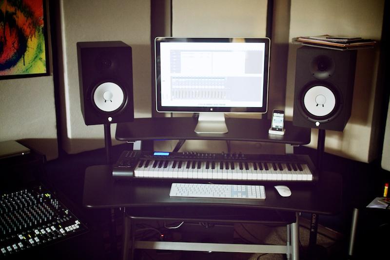 Workstation c. 2010