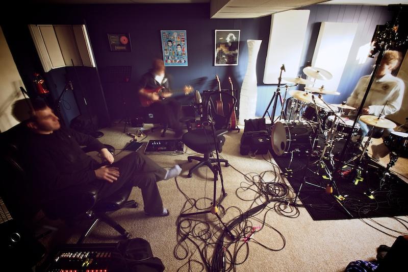 Basement studio c. 2010